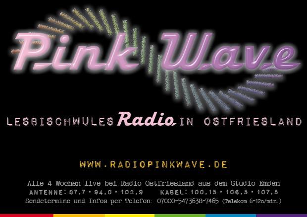 PinkWave Logo